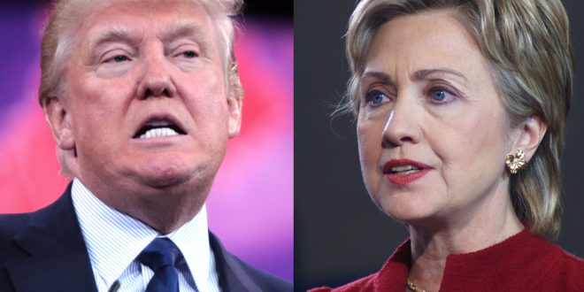 Donald Trump: I Would Beat Hillary Clinton to White House
