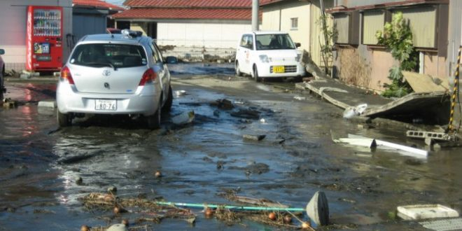 Taxi Drivers Report Picking Up Ghosts of Victims of 2011 Tsunami In Japan