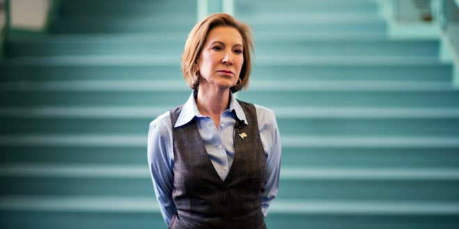 Carly Fiorina Ends Her Republican Presidential Campaign