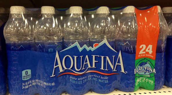 PepsiCo Aquafina Finally Admits The Truth About Their Bottled Water