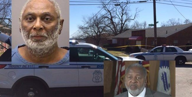 Dayton, Ohio: Brother Arrested in Fatal Shooting of Pastor