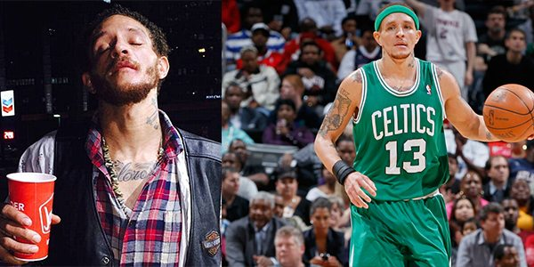 Former NBA Player Delonte West Found Shoeless in Hospital Robe by Jack in The Box
