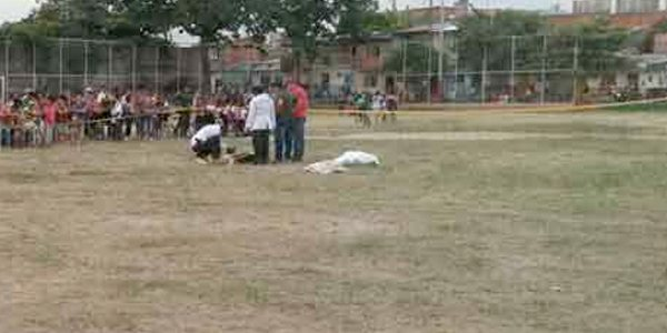 Córdoba, Argentina: Soccer Player Fatally Shoots Referee After Receiving Red Card