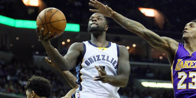 VIDEO Lance Stephenson Era in Memphis is Off to a Hilarious Start