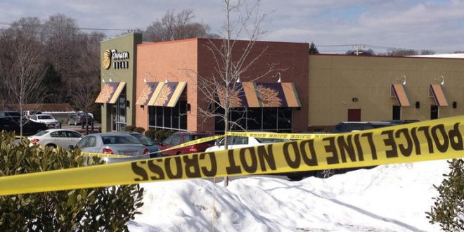 Two Harford Sheriff's Deputies Shot, Panera Bread Suspect killed in Abingdon