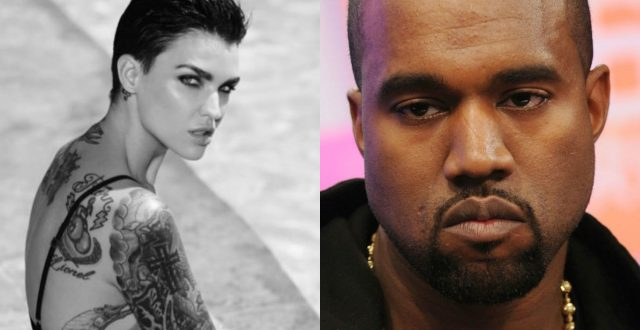 Ruby Rose Responds To Kanye West Sex Lyrics About Taylor Swift