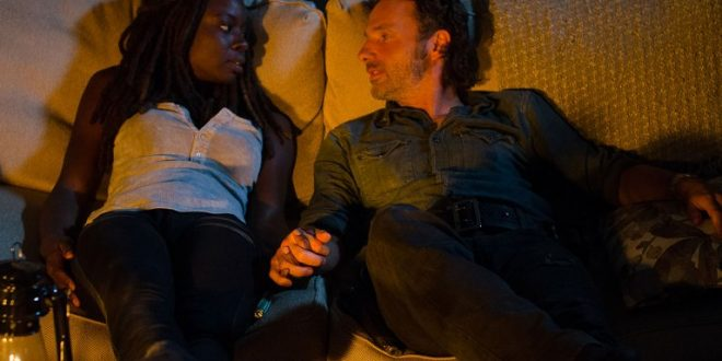 'The Walking Dead' Recap: Season 6 Episode 10 - New Power Couple in Alexandria