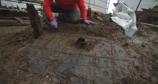 Preserved Bronze Age Wheel Discovered in UK, Nearly 3,000 Years Old