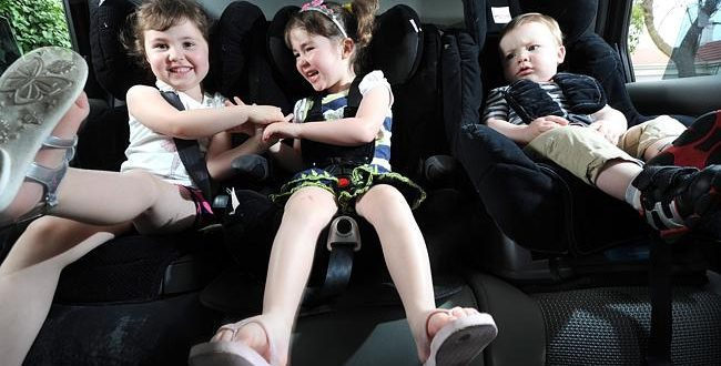Tennessee General Assembly Car Seat Bill Requires Booster Seat Up to Age 12