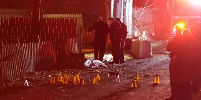 5 Shot Dead, 3 Injured at Backyard Party in Wilkinsburg, Pennsylvania