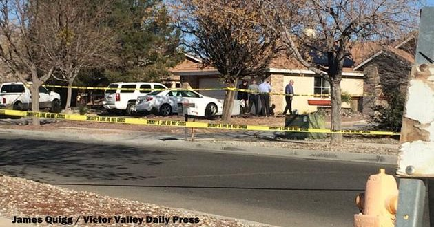 Apple Valley, California: Off Duty Police Officer Fatally Shoots Suspected Robber