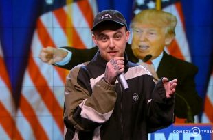 VIDEO Mac Miller 'Whitesplain' to 'Racist F--kwad' Donald Trump