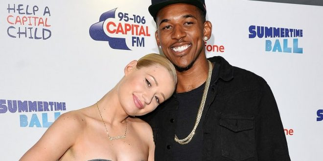 Wedding of Iggy Azalea and Nick Young Postponed