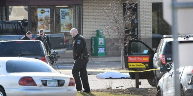 Police Fatally Shoot Man Outside McDonald's Burnsville, Minnesota