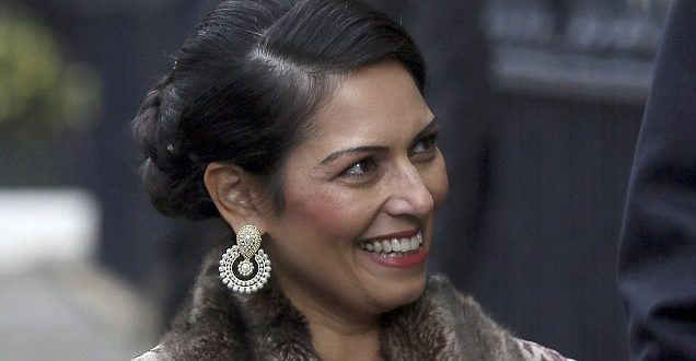 Priti Patel Made Brexit Case and Receives Major Backlash