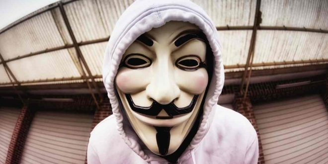 VIDEO Anonymous Announces 'Total War' on Donald Trump