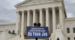 America to the GOP on SCOTUS Pick: #DoYourJob or Lose Your Job