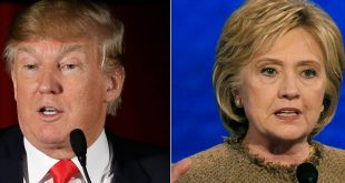 Hillary Clinton, Donald Trump Respond to Brussels Attacks