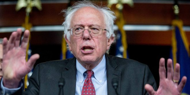 Bernie Sanders Trashes Tax Policy Center Analysis Of His Tax Plan