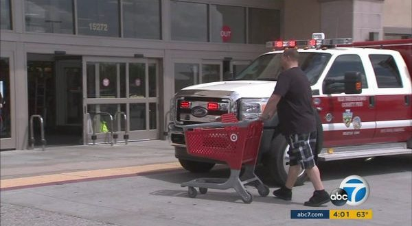 Man Stabs Himself to Death in Target Store Kitchen Aisle