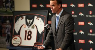 VIDEO Peyton Manning Retirement Announcement