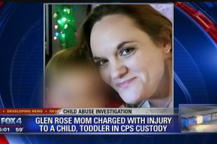 Glen Rose, Texas Mother Arrested For Burning 2-Year-Old in Oven