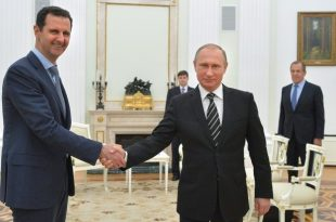 Vladimir Putin Orders Russian Troops to Begin Pulling out of Syria