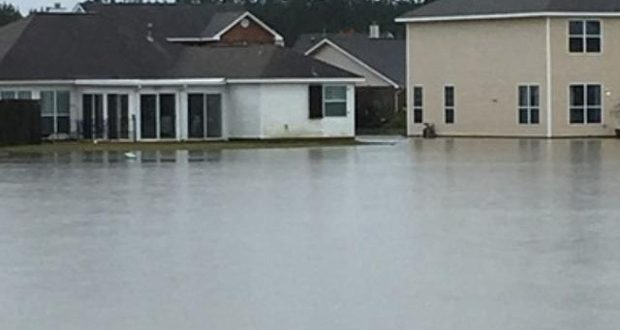 St. Tammany Parish, Louisiana Teenager Dies While Kayaking During Flood Event