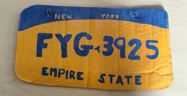 Springville, New York: Woman Arrested For Driving With Fake License Plate