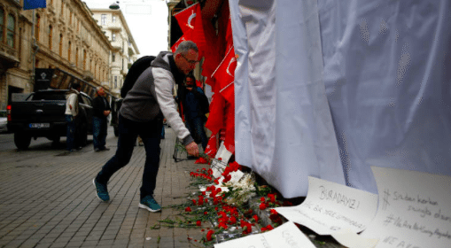 Istanbul Bomber Identified as Militant With Links to IS
