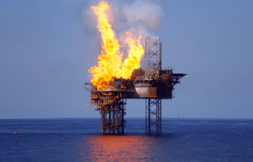 Qatar Offshore Rig Catches Fire, 6 Workers Injured