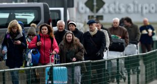Hundreds of Passengers Stranded After Brussels Attacks