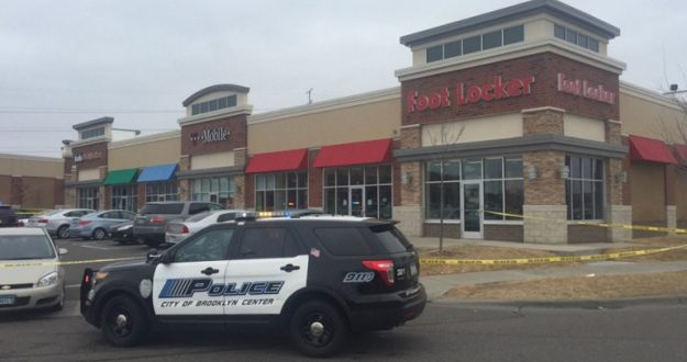 Brooklyn Center, Minnesota: 2 Shot Outside Foot Locker Over Pair of New Jordans