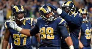 LA Rams 'To Play NFL Regular Season Game in China in 2018'