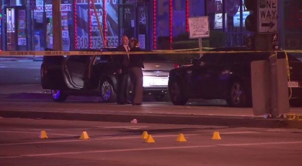 Gardena, California: 1 Dead, 2 Injured in Car-to-Car Shooting