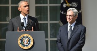 Merrick Garland Is Named Obama's US Supreme Court Nominee