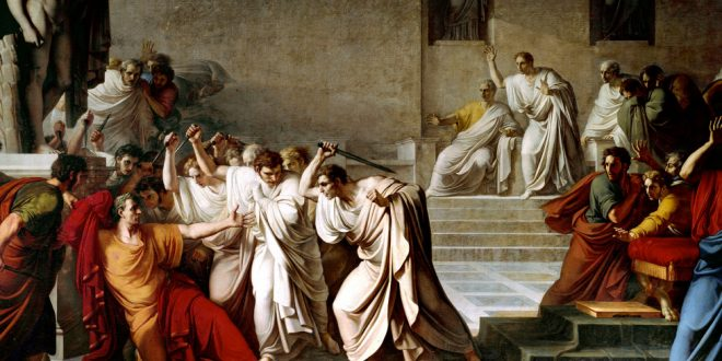 Ides of March Marked Murder of Julius Caesar