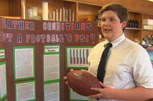 7th Grader Says DeflateGate Science Project Proves Tom Brady's Innocence in 2014 AFC Game Scandal