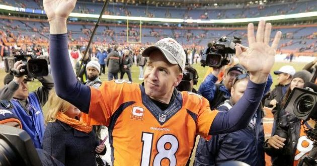 Peyton Manning Informs Broncos He Will Retire