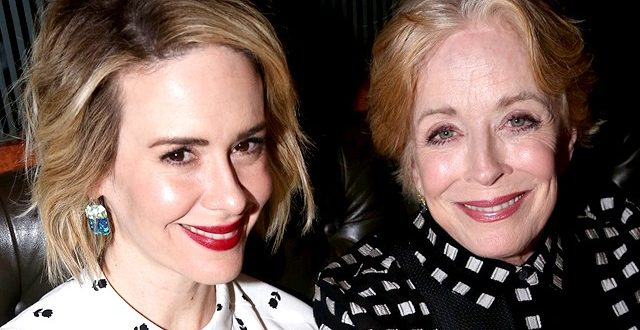 Actress Sarah Paulson Opens Up About Relationship With Holland Taylor: 'I Am in Love'