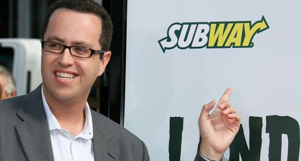 Jared Fogle 'Beaten And Bloodied' During A Prison Yard Ambush