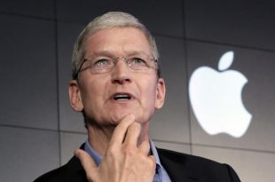 Tim Cook Addresses Apple's Battle With FBI at Its Spring Event