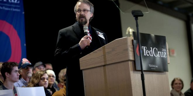 Idaho Pastor Who Spoke Out for Ted Cruz Is Doing 'Fine' After Being Shot in The Head
