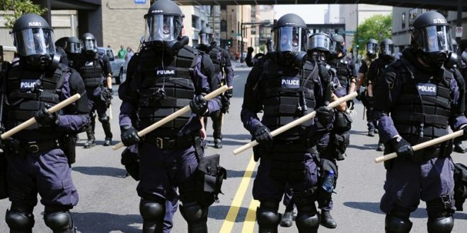 Cleveland Seeks to Purchase 2,000 Sets of Riot Gear Ahead of Republican Convention
