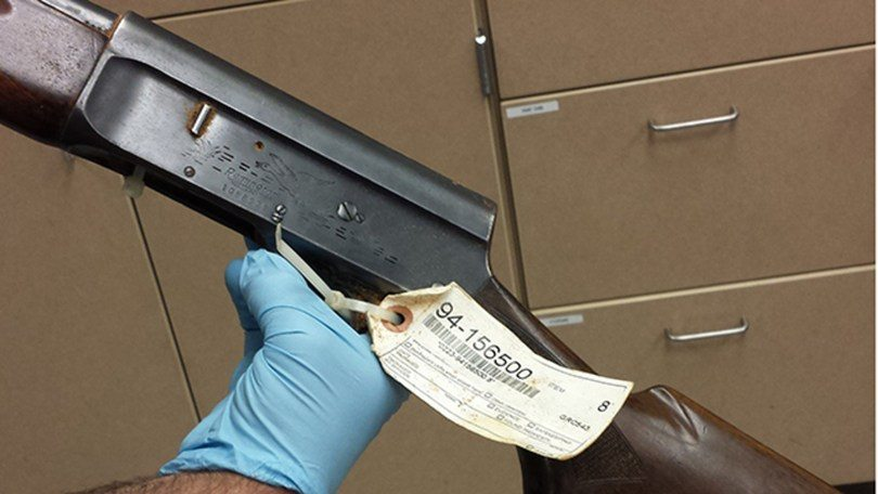 Seattle Police Release New Photos of Kurt Cobain Suicide Gun