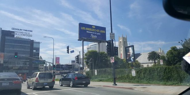 New Los Angeles Rams Billboard Fires Brutal Shot at St. Louis