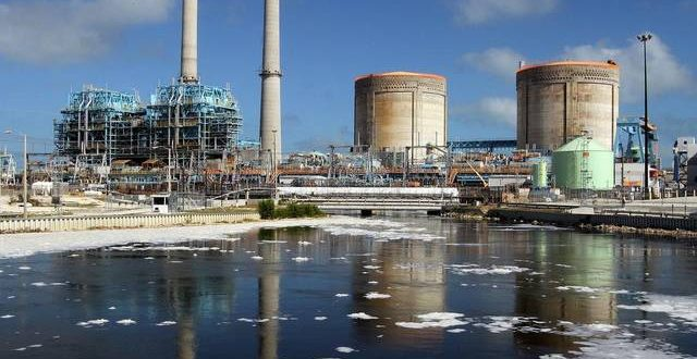 Turkey Point Nuclear Plant Is Pumping Polluted Water Into Biscayne Bay, Florida