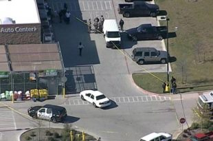 Two Dead After Murder-Suicide at North Texas Walmart