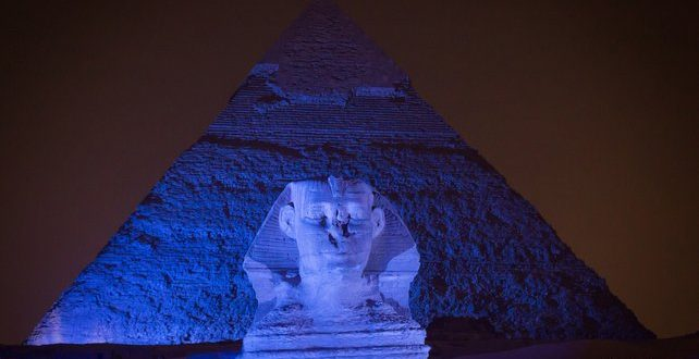 Global Landmarks to Go Blue for World Autism Day