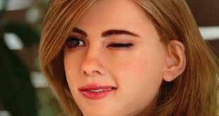 Video: Man Creates Lifelike Scarlett Johansson Robot Using 3D Printer